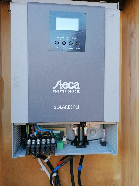Steca Wechselrichter Solarix PLI