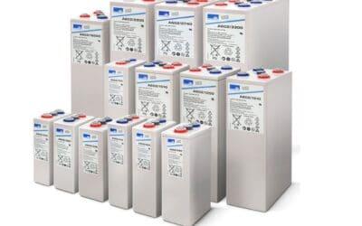 Was sind Industriebatterien?