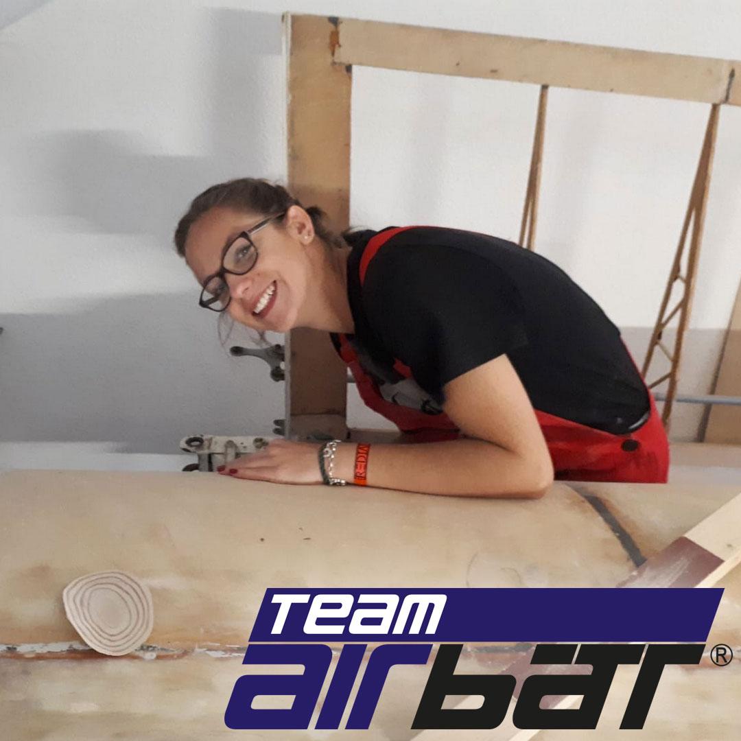 Jana Kostritza (Ka8 im Oberstübchen) Team Airbatt