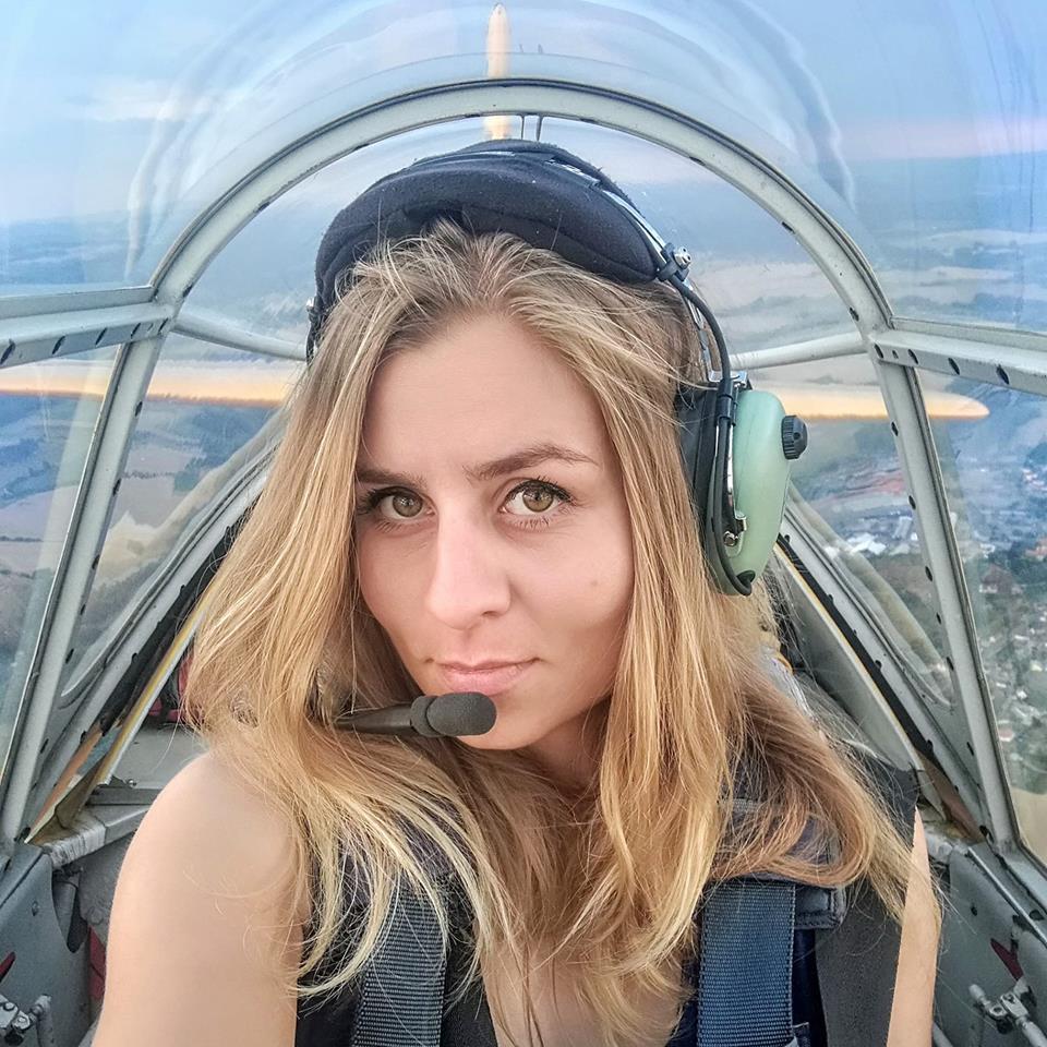 Klara Teichmannová (Lima Yankee)