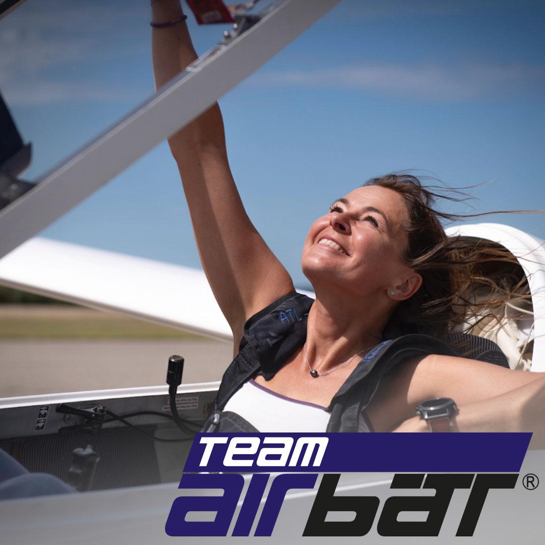 Aniko Molnar Team Airbatt
