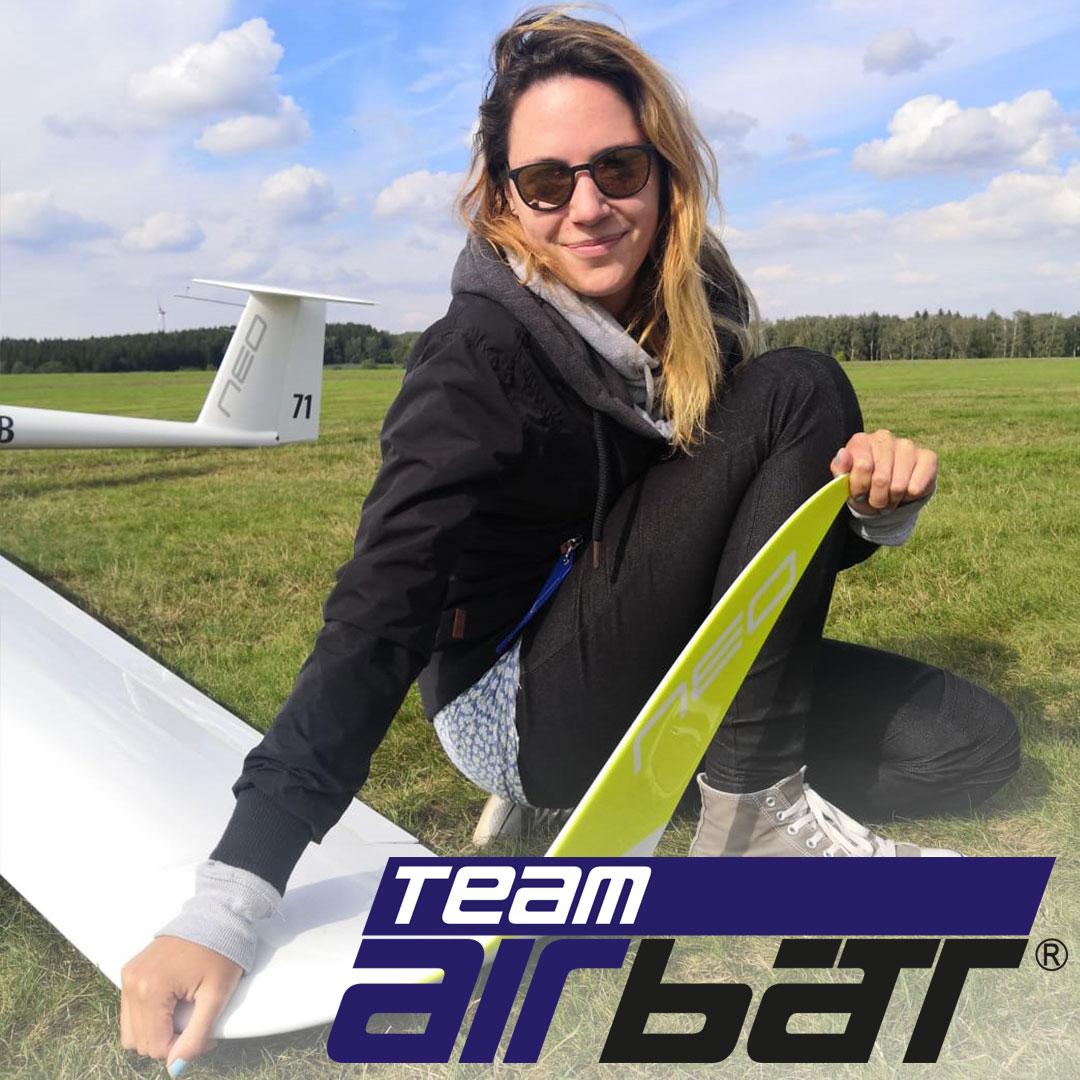 Barbora Moravcová (glidingjunkie) Team Airbatt