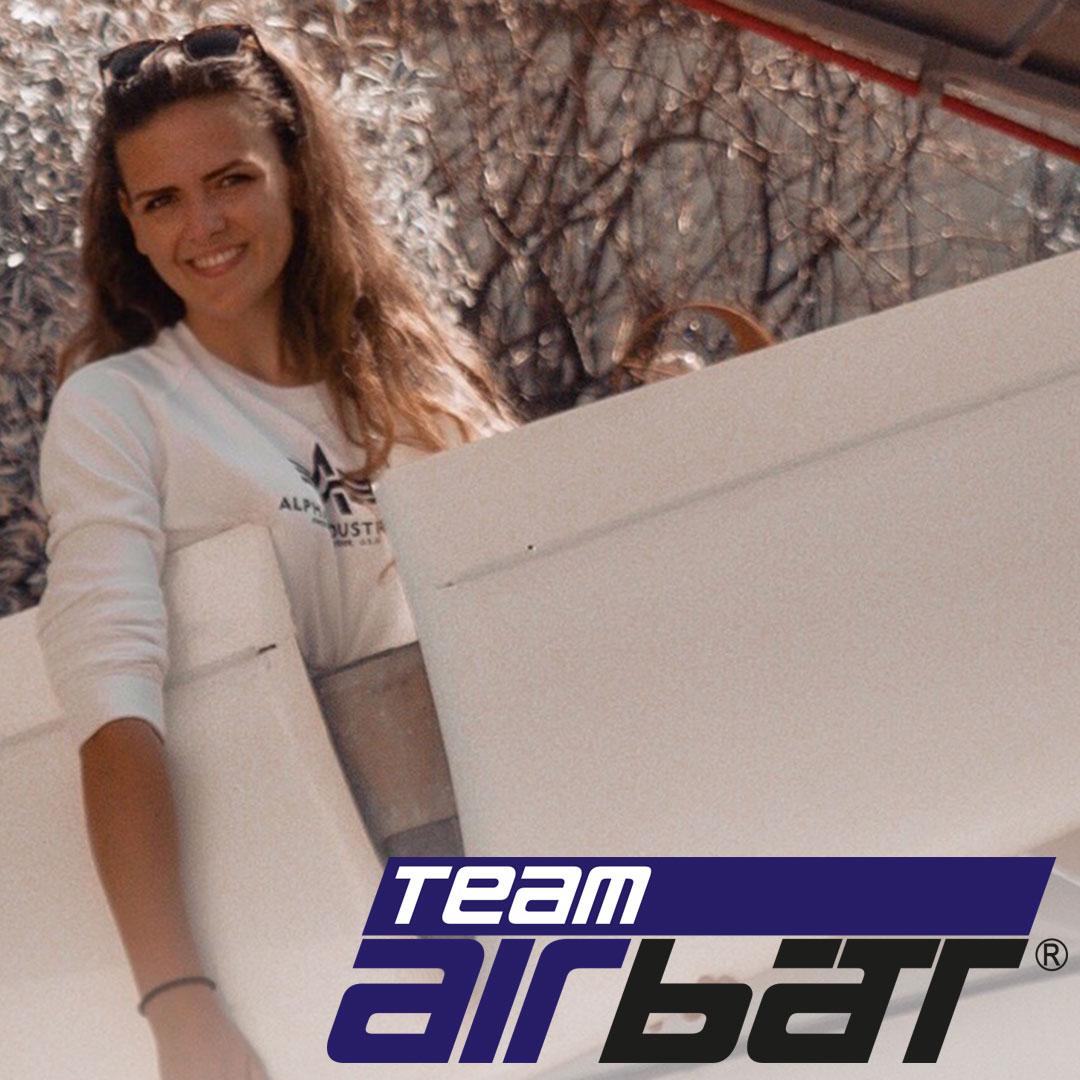 Julia Steinle (Juliet Sierra) Team Airbatt
