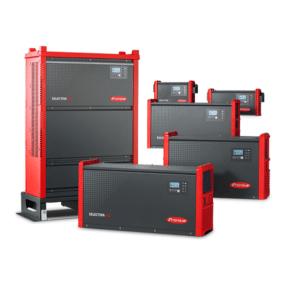 Fronius Ladegeräte für Industriebatterien